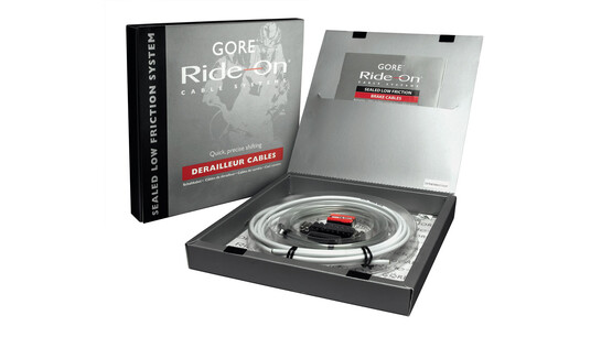 Gore RideOn Sealed Low Friction Kit versnelling